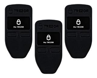 Trezor One - Billetera Distribuidor Oficial