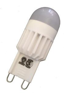 Lámpara Bipin Led G9 3,5w Cálida Fría