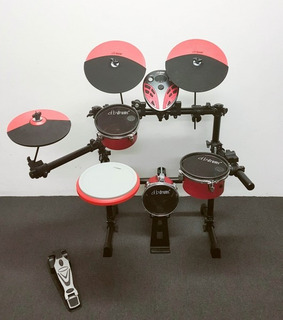 Bateria Electronica Db6 Pro Mesh Limited Edition