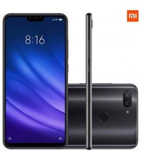 Telefone Xiaomi Mi 8 Lite 64gb Dois Chip 4gb + Capa + Fone +