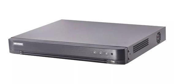 Dvr 4 Canais K1 Turbo Hd 3 Mega - Hikvision