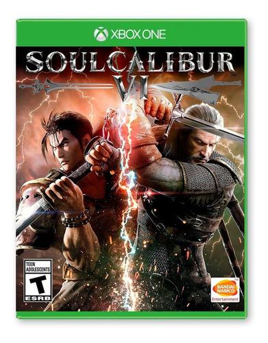 Imagen 1 de 4 de Soul Calibur 6 - Xbox One