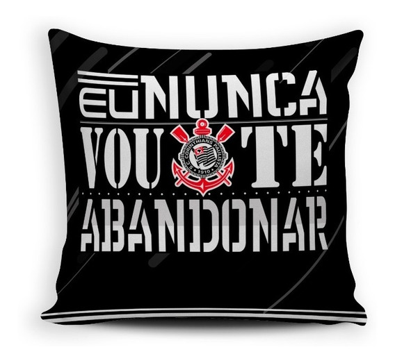 Manta Almofada Jolitex Do Time Corinthians 150x200cm