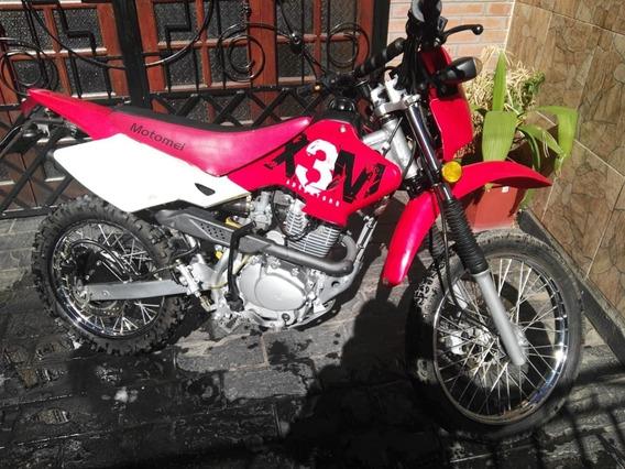 Motomel 3mx125 Roja