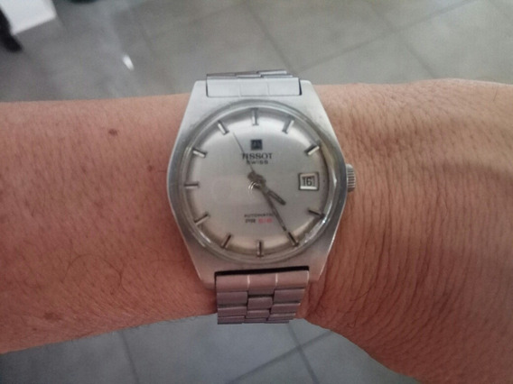Relógio Tissot Automático Pr 516 - Peça Para Colecionadores.