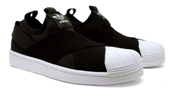 Tenis Adids Slip On Unissex Super Confortável Pronta Entreg