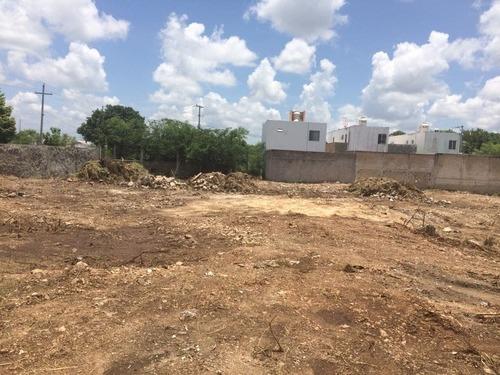 Terreno En Venta Leandro Valle, Mérida
