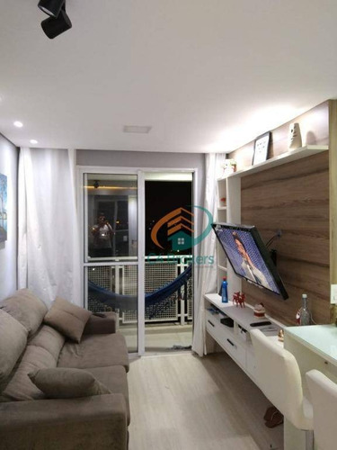 Imagem 1 de 17 de Apartamento Com 2 Dormitórios À Venda, 51 M² Por R$ 285.000,00 - Vila Bremen - Guarulhos/sp - Ap2062