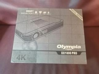 Smart Proyector Digital Olypmia Xx1800 Pro