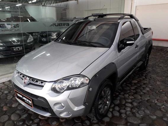 Fiat Strada Adventure 1.6 16v Cabina Extendida 2014