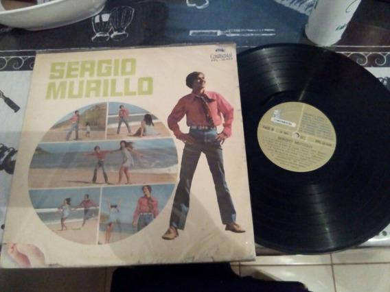 Lp Sergio Murillo Original 1969