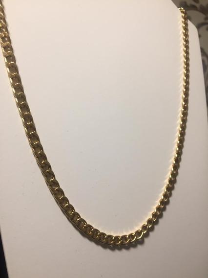Corrente Cartier 18,6 Gramas Ouro 18k Oca 60 Cm