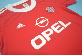 Camisa Bayern De Munique Final Champions League 2001 Elber 9