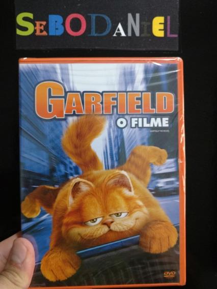 Dvd Garfield O Filme - Original Novo E Lacrado