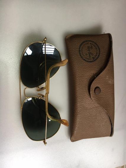 Oculos Ray Ban Original Usa B&l 62 14