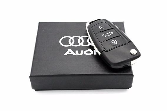 Pen Drive Audi Chave 16gb + Caixa De Presente - Promoção