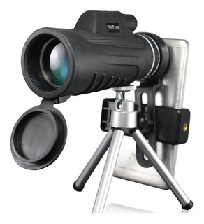 Monocular 40x60 Telescopio Trípode Teléfonos Binocular