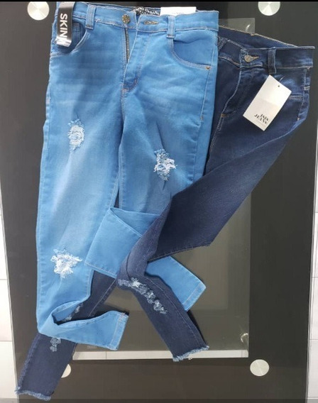 Pantalones Kankan Jeans Y Skinny Au