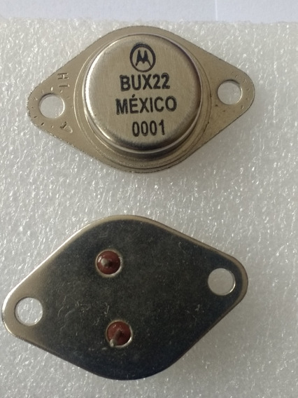 Transistor Bux22 (to-3)