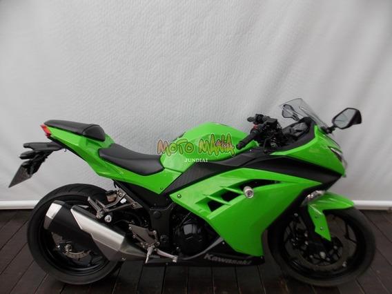 Ninja 300 2015 Verde