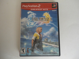 Final Fantasy X Ps2 Completo Original
