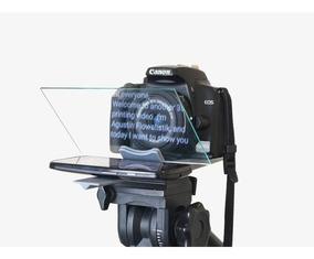 Teleprompter Para Camera E Celular Webcam Web (sem Vidro)