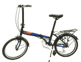 Bicicleta Plegable Raleigh Straight R20 Folding Cuotas