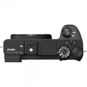 Câmera Sony Alpha Ilce-6500 (corpo)