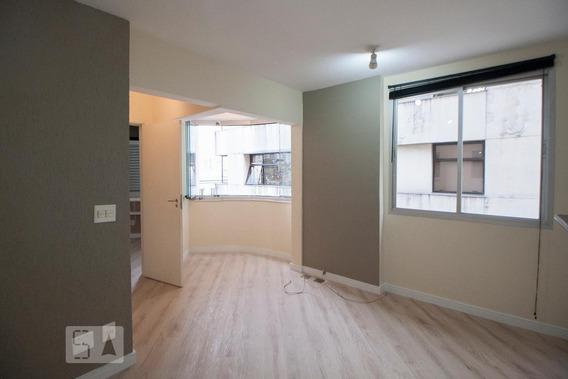Apartamento Para Aluguel - Santa Cecília, 1 Quarto, 40 - 892884705