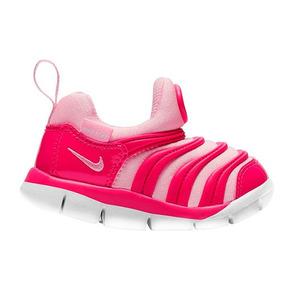 Tenis Casual Nike Dynamo Free Niñas System Tex Fs 18028 Dtt