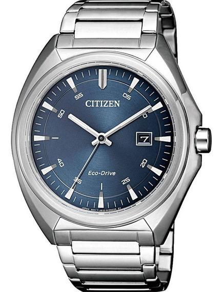 Relógio Citizen Masculino Eco-drive Tz20706f Aw1570-87h Azul