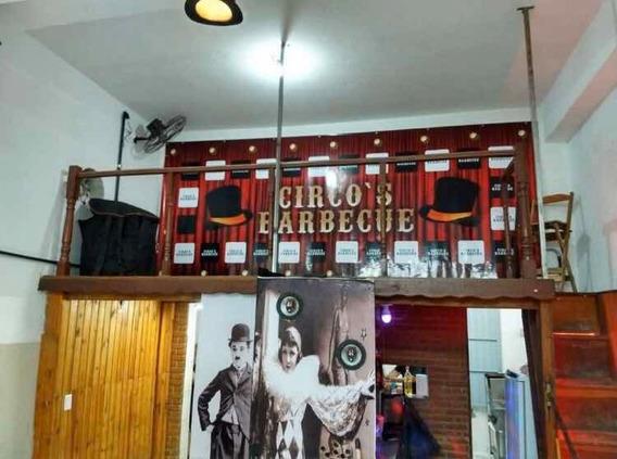 Vendo Restaurante/bar circos Barbecue