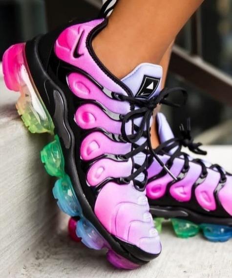 Zapatos Nike Vapor Max Plus Dama