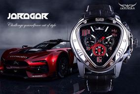Relógio Sport Fino Jaraguar Masculino Homem Luxo Original
