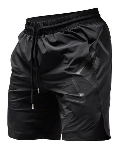 Gym Shorts Deportivo, Quick Dry, Entrenamiento, Box