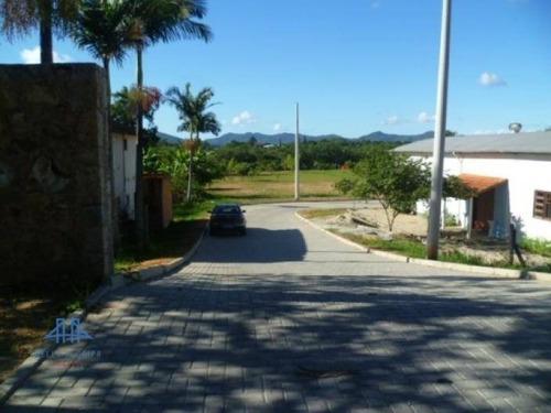 Imagem 1 de 4 de Terreno À Venda, 420 M² Por R$ 339.000,00 - Canasvieiras - Florianópolis/sc - Te0004