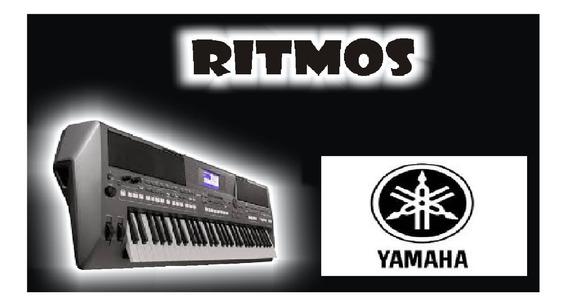 Ritmos Lambada Top Para Teclados Yamaha Korg
