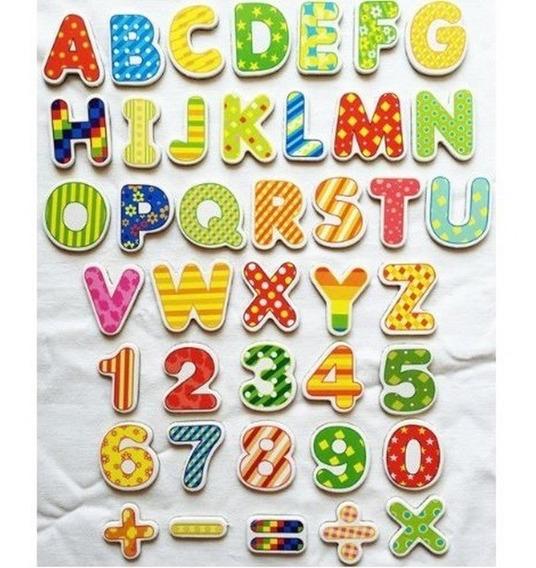 Números Magnéticos Ímãs Geladeira Painel Mural Educativo