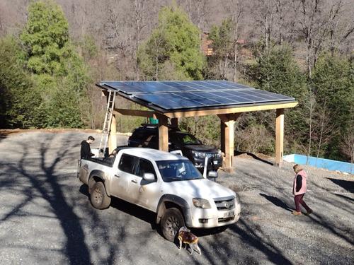 Imagen 1 de 3 de Instalación De Sistemas Fotovoltaicos Para Energía Eléctrica