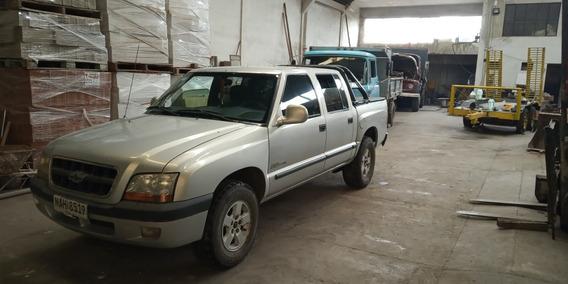 Chevrolet S10 2.8 4x2 Dc Dlx 2002
