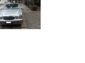 Mercedes Benz Mb E240 Año 2000 Us$ 7000 Dolares