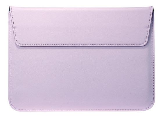 Capa De Couro Para Macbook E Notebook 13,3