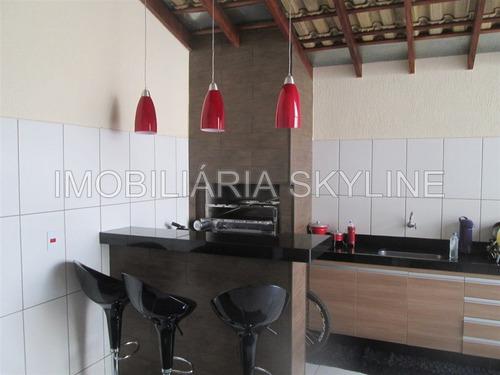 Casa A Venda No Bairro Parque Das Aroeiras Ii Em São José - 206-1