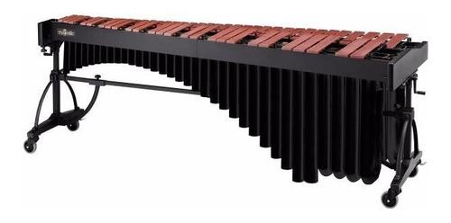 Imagen 1 de 6 de Marimba Majestic 5 Octavas Fibra De Vidrio Con Funda