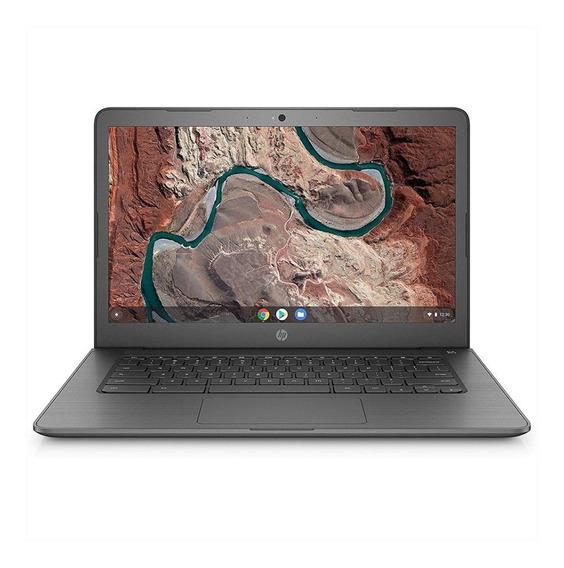 Notebook Hp Chromebook 14-db0023dx De 14 Com Amd A4-9120c/4g