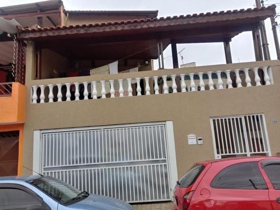 Sobrado Com 3 Dormitórios À Venda, 130 M² Por R$ 650.000 - Jardim Terezópolis - Guarulhos/sp - So2205