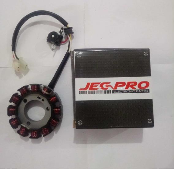 Estator Crypton 115 10/16 Yamaha Jecpro 004279