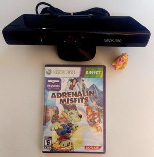 Sensor Kinect + Juego Xbox 360 * Mundo Abierto Vg *