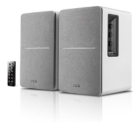 Monitores De Audio Para Tv Ou Pc Bluetooth R1280db - Branca