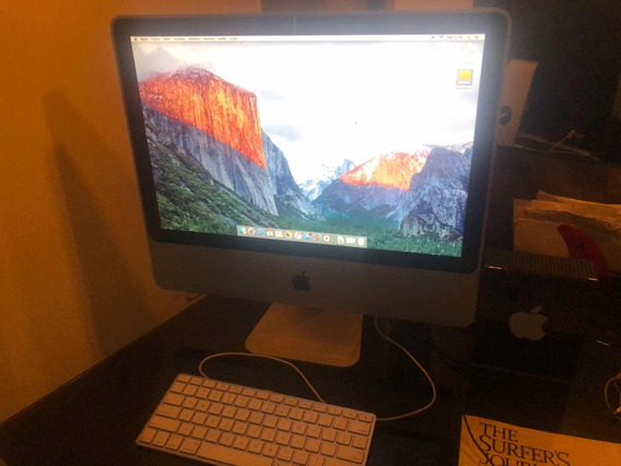 Mac Apple iMac Early 2009